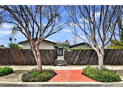 Chatsworth Single Family Home For Sale: 20400 Kinzie Street