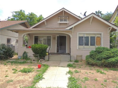 Highland Park Single Family Home Active Under Contract: 340 North Avenue 51