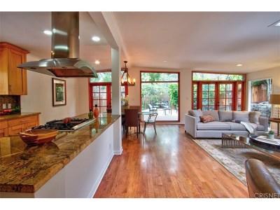Sherman Oaks Single Family Home For Sale: 3815 Ventura Canyon Avenue