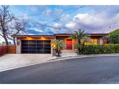 Sherman Oaks Single Family Home For Sale: 15147 Rayneta Drive
