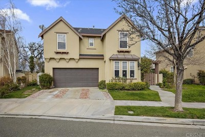 Valencia Bridgeport (VALB) Single Family Home For Sale: 24141 Brookings Court