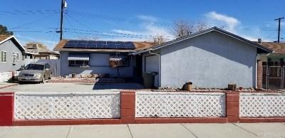 Rosamond Single Family Home For Auction: 3436 Glendower Street