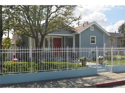 Alhambra Single Family Home For Sale: 408 West Ramona Road