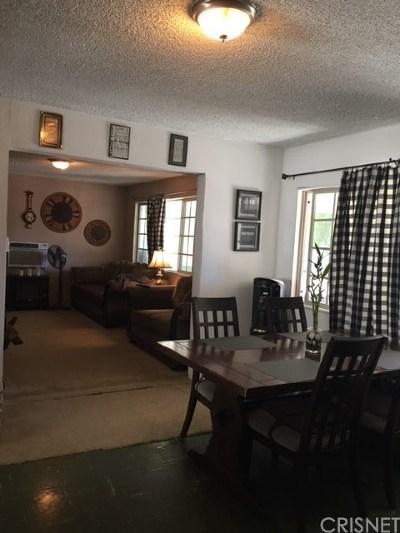 Canyon Country Single Family Home For Sale: 18029 Beneda Lane