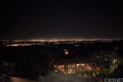 Tarzana Residential Lots & Land For Sale: 4777 Brewster Drive