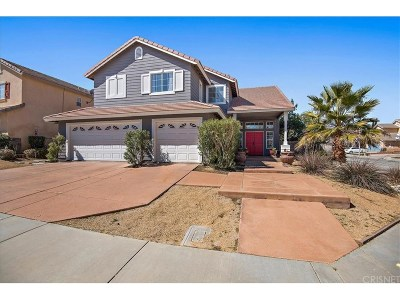 Lancaster Single Family Home For Sale: 42341 Aaron Court