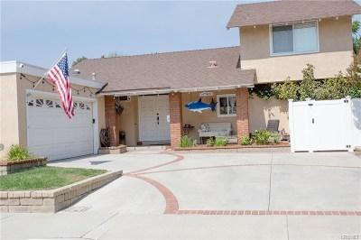 Valencia Single Family Home For Sale: 25271 Via Valentina
