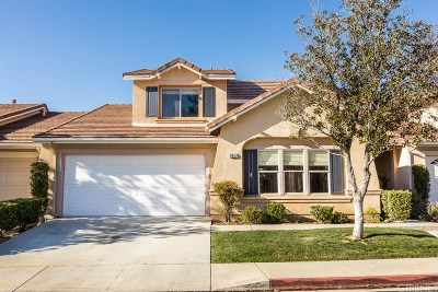 Simi Valley Single Family Home For Sale: 5657 Pansy Street