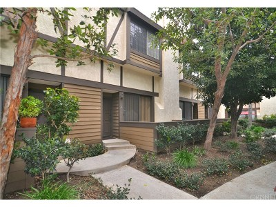 Chatsworth Condo/Townhouse For Sale: 21145 Lassen Street #3