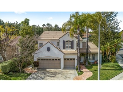 West Hills Single Family Home For Sale: 7231 Knollwood Court