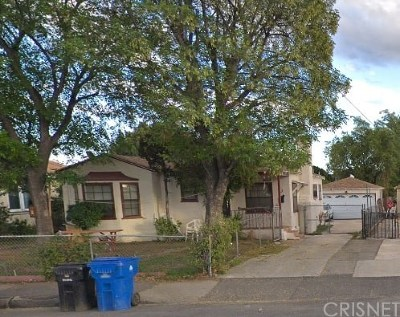 Pacoima Single Family Home Active Under Contract: 13378 Terra Bella Street