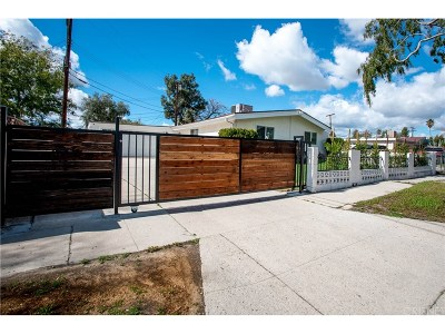Pacoima Single Family Home For Sale: 11869 Sproule Avenue