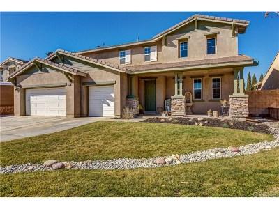 Lancaster Single Family Home For Sale: 44045 Quarter Street