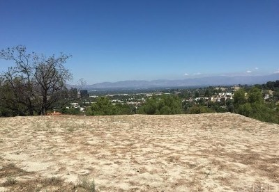 Woodland Hills Residential Lots & Land For Sale: 5123 Llano Dr
