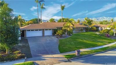 Camarillo Single Family Home For Sale: 735 Trueno Avenue