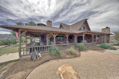 Acton Single Family Home Active Under Contract: 4466 Escondido Canyon Road