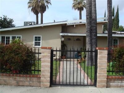 Reseda Single Family Home For Sale: 7815 Tampa Avenue