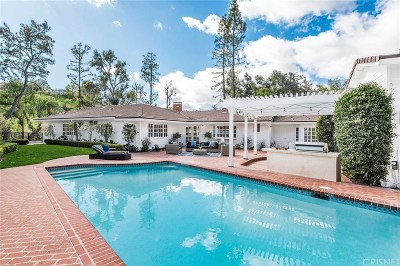 Hidden Hills Single Family Home For Sale: 5791 Jed Smith Road