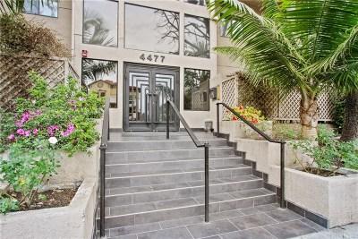 Sherman Oaks Condo/Townhouse For Sale: 4477 Woodman Avenue #214