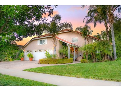 West Hills Single Family Home For Sale: 23447 Arminta Street