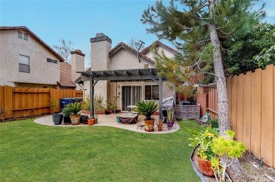 Canyon Country Single Family Home For Sale: 19806 Terri Drive