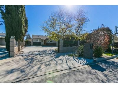 Winnetka Single Family Home For Sale: 6900 Delco Avenue