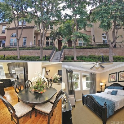 Whittier Condo/Townhouse For Sale: 15305 Ashley Court