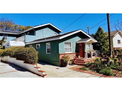 El Segundo Single Family Home For Sale: 329 East Walnut Avenue