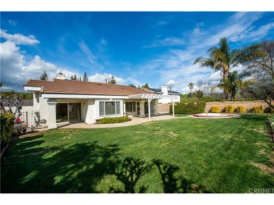 Calabasas CA Single Family Home For Sale: $799,950