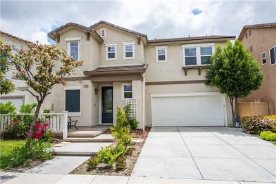 Canyon Country Single Family Home For Sale: 17648 Gladesworth Lane