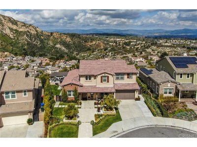 Stevenson Ranch Single Family Home For Sale: 24918 Old Stone Way