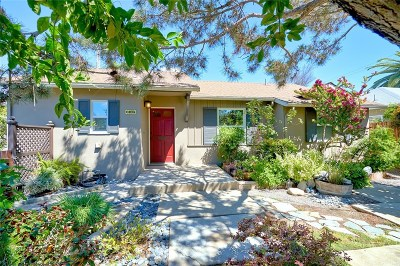 Valley Glen Single Family Home For Sale: 6106 Matilija Avenue