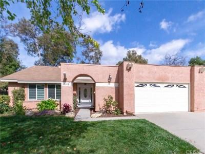 Camarillo Single Family Home For Sale: 19116 Village 19