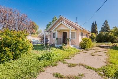 Van Nuys Single Family Home For Sale: 6956 Calhoun Avenue