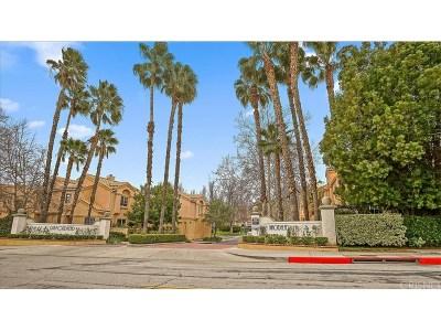 Stevenson Ranch Condo/Townhouse Active Under Contract: 25124 Steinbeck Avenue #C