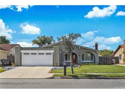 Oxnard Single Family Home For Sale: 1221 Kelp Street
