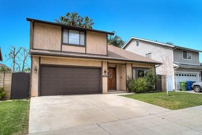 Reseda Single Family Home For Sale: 7541 Shirley Avenue