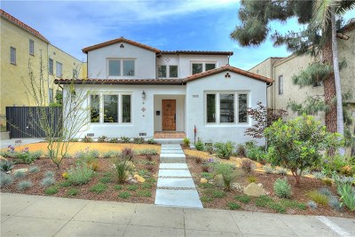 Los Angeles County Single Family Home For Sale: 1092 South Sycamore Avenue