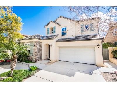 Valencia Single Family Home For Sale: 27160 Cedar Ridge Place