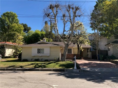 Woodland Hills Single Family Home For Sale: 22760 Cass Avenue