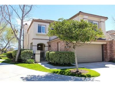 Valencia Condo/Townhouse For Sale: 24428 Hampton Drive #C