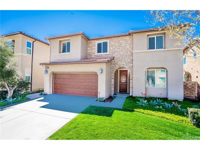 Single Family Home For Sale: 19204 Carranza Lane