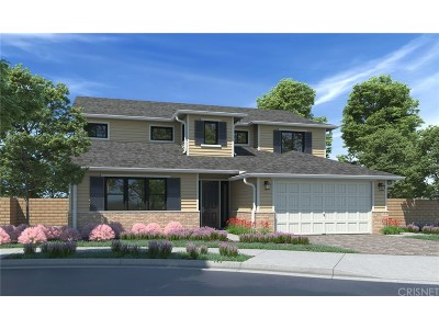 Sylmar Single Family Home For Sale: 14009 Lakeside Street