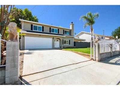 Canoga Park Single Family Home For Sale: 21046 Runnymede Street