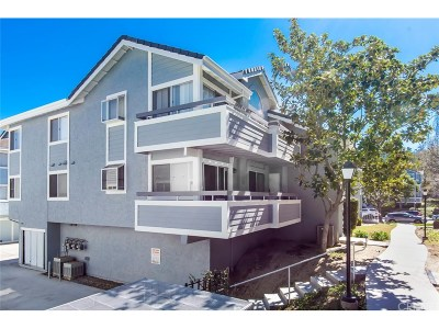 Canyon Country Condo/Townhouse For Sale: 20313 Rue Crevier #571