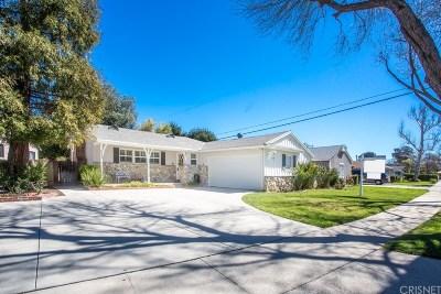 Reseda Single Family Home For Sale: 6862 Claire Avenue