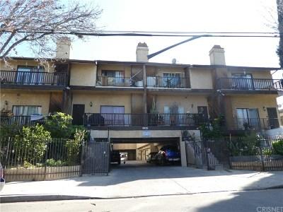 Panorama City Condo/Townhouse For Sale: 8822 Willis Avenue #9