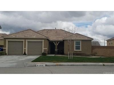 Lancaster Single Family Home For Sale: 43036 Rucker Street