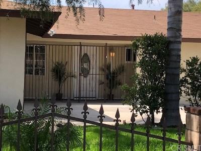 Oxnard Single Family Home For Sale: 2411 El Dorado Avenue