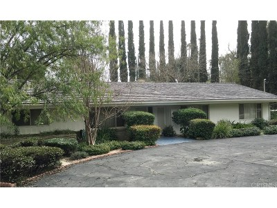 Hidden Hills Single Family Home For Sale: 5376 Round Meadow Road